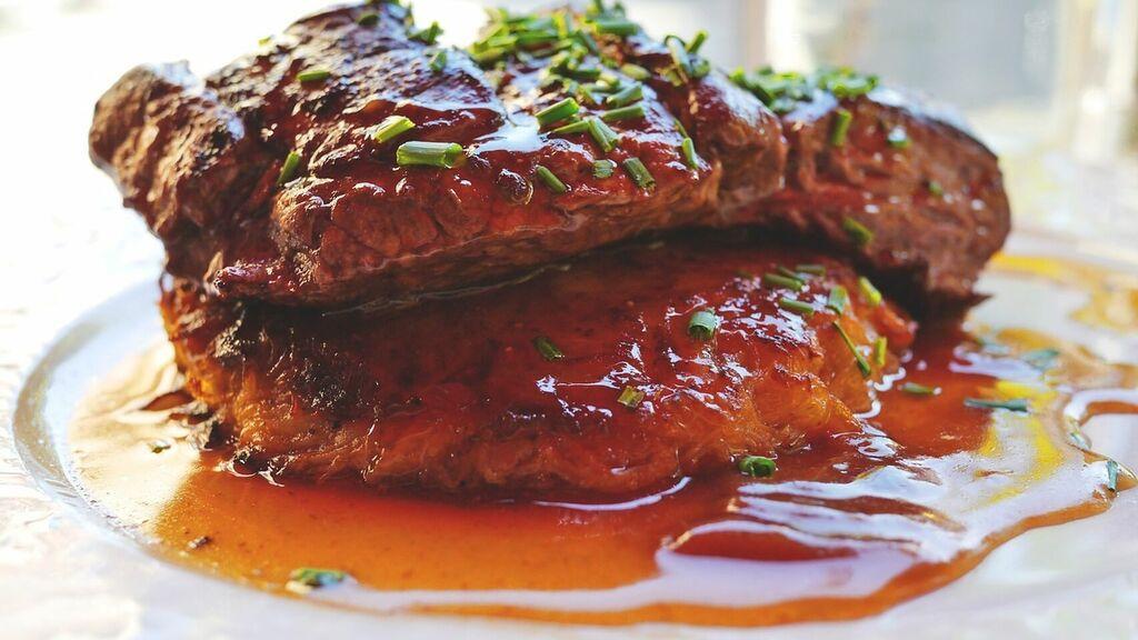 Salsa española para carnes